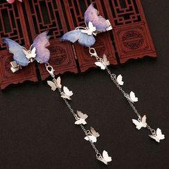 Fenix - Butterfly Hair Clip Set