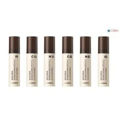 The Saem - Eco Soul Skin Wear Foundation SPF20 PA++ 30ml (6 Colors)