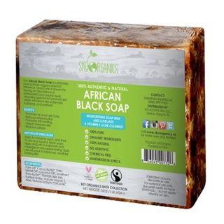 Sky Organics - African Black Soap Bar