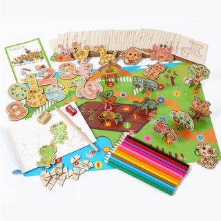 Hello Mammy - Kids Drawing & Coloring Set