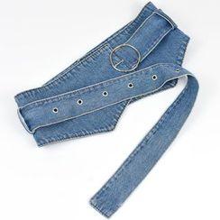 Palmi - Denim Corset Belt