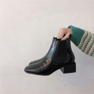 Rikko - Block Heel Ankle Boots