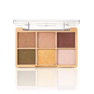 CHICA Y CHICO - One Shot Eye Palette (Summer Edition) (#8 Dazzling Sand)