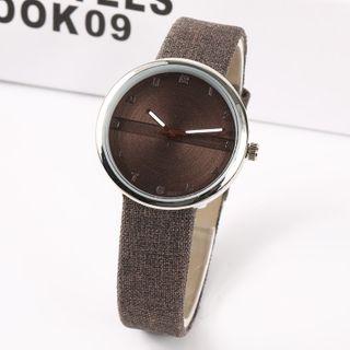 Epoca - Textile Strap Watch