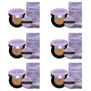 HERA - UV Mist Cushion Ultra Moisture SPF34 PA++ With Refill (2018 Edition) (6 Colors)