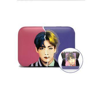 MTPR - BTS Jung Kook Face Illustration Contact Lens Case