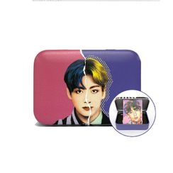 MTPR - BTS Jung Kook Face Illustration Contact Lens Case