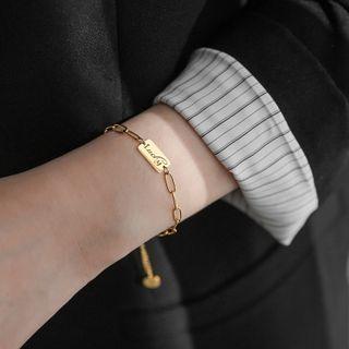 MOMENT OF LOVE - Stainless Steel Bracelet