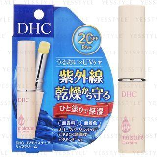 DHC - UV Moisture Lip Cream SPF 20 PA+