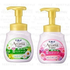 Kao - Biore Aroma Time Whip Hand Soap 230ml - 2 Types