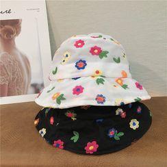 TAAK - Floral Print Bucket Hat