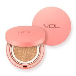 VDL - Expert Tone-Up Cushion With Refill (Pantone 19 Edition)