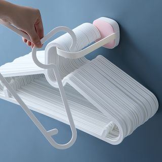 Showroom - Hanger Plastic Adhesive  Wall Organizer