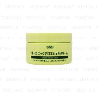 SOCC - Organic Aloe Gel Cream