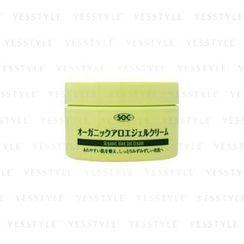 SOC (SHIBUYA OIL & CHEMICALS) - Organic Aloe Gel Cream