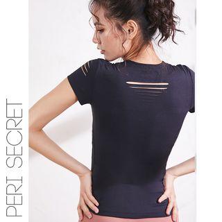 Sylphlike Loli - Short-Sleeve Sport T-Shirt