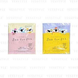 CHARLEY - Goo Suu Pea Medicinal Bath Salt 50g - 2 Types