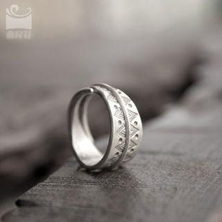 Zeno - 金属戒指