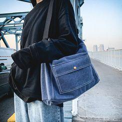 Sosara - Denim Shoulder Bag