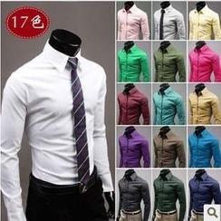 Bay Go Mall - Long-Sleeved Shirt