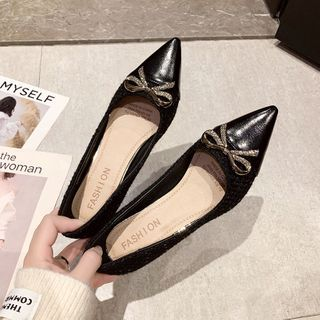 Novice(ノバイス) - Pointy-Toe Pumps
