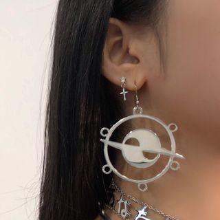 UNPACK - 不锈钢几何耳坠