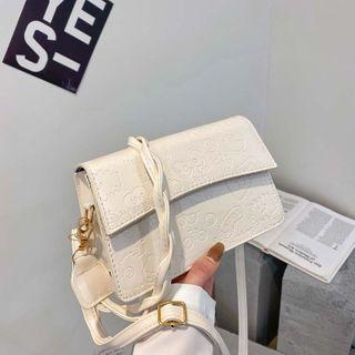 Tiff - Cartoon Print Crossbody Bag