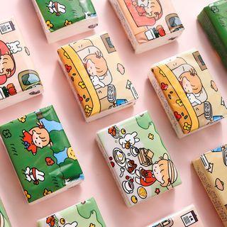 Chimi Chimi - 卡通印花3层纸巾