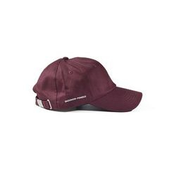 BACKNOW - Embroidered Lettering Baseball Cap