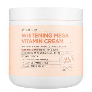 NATUREKIND - Whitening Mega Vitamin Cream 500g