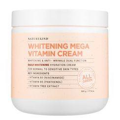 NATUREKIND(ネイチャーカインド) - Whitening Mega Vitamin Cream 500g