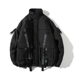 Sheck - Strappy Padded Jacket