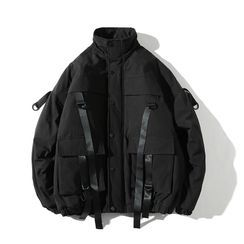 Sheck - Strappy Padded Jacket