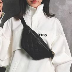 Echinops(エキノプス) - Quilted Fanny Pack