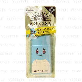 Shiseido - Anessa Perfect UV Skin Care Milk A SPF 50+ PA++++ Pokemon Squirtle Edition