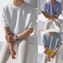 MRCYC - Plain Short-Sleeve T-Shirt