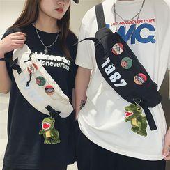 SUNMAN - Numbering Sling Bag