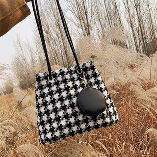 Miloes - Patterned Tote Bag