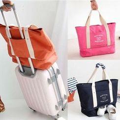 Evorest Bags - 印花手提包连鞋格