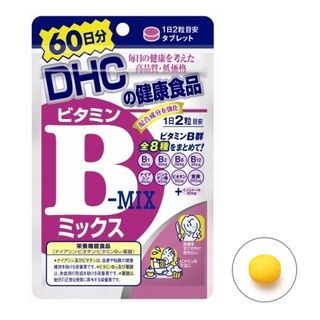 DHC Health & Supplement - Vitamin B Mix Tablets (60 Day)