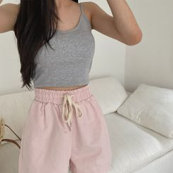 CHERRYKOKO - Cropped Camisole Top