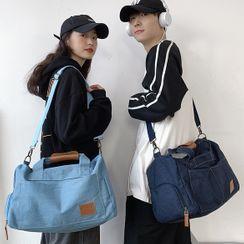 SUNMAN - Denim Carryall Bag