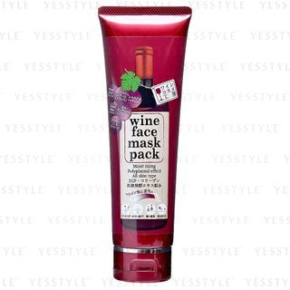ENC - Wine Face Mask Pack