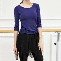 Winkplay - Dance 3/4-Sleeve T-Shirt / Yoga Pants / Set