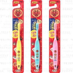 獅王 - Anpanman 1.5 to 5 Years Old Kids Toothbrush 3 pcs - 4 Types