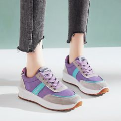 BELLOCK - Color Block Sneakers