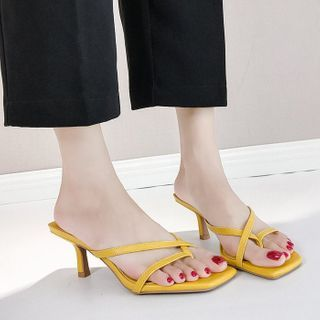Terute - 多带细高跟凉鞋