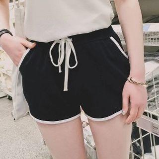 Shimi - Drawstring Shorts