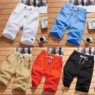 onlyever - Wide-Leg Beach Shorts