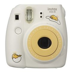 Fujifilm - Fujifilm Instax Mini 8 Instant Camera (Gudetama)
